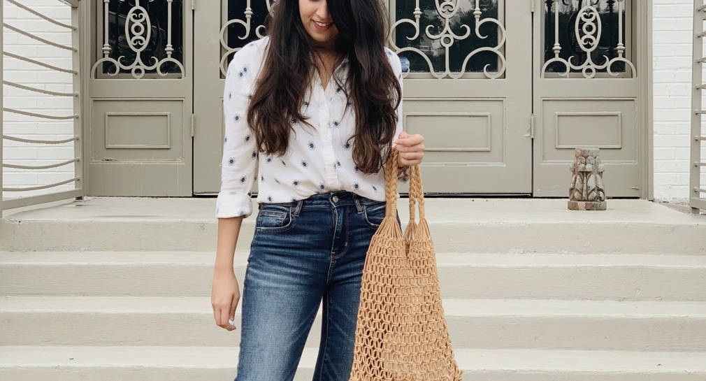 Petite Flare jeans