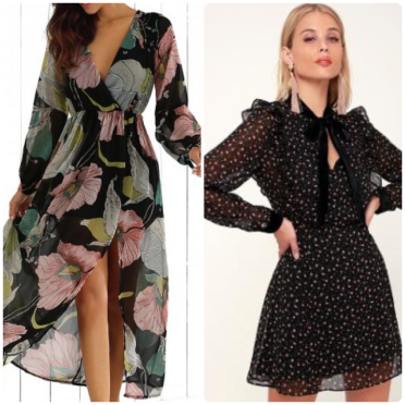 Dress up skinny in dresses